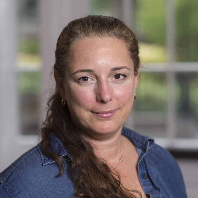 Headshot of Tania Bruguera