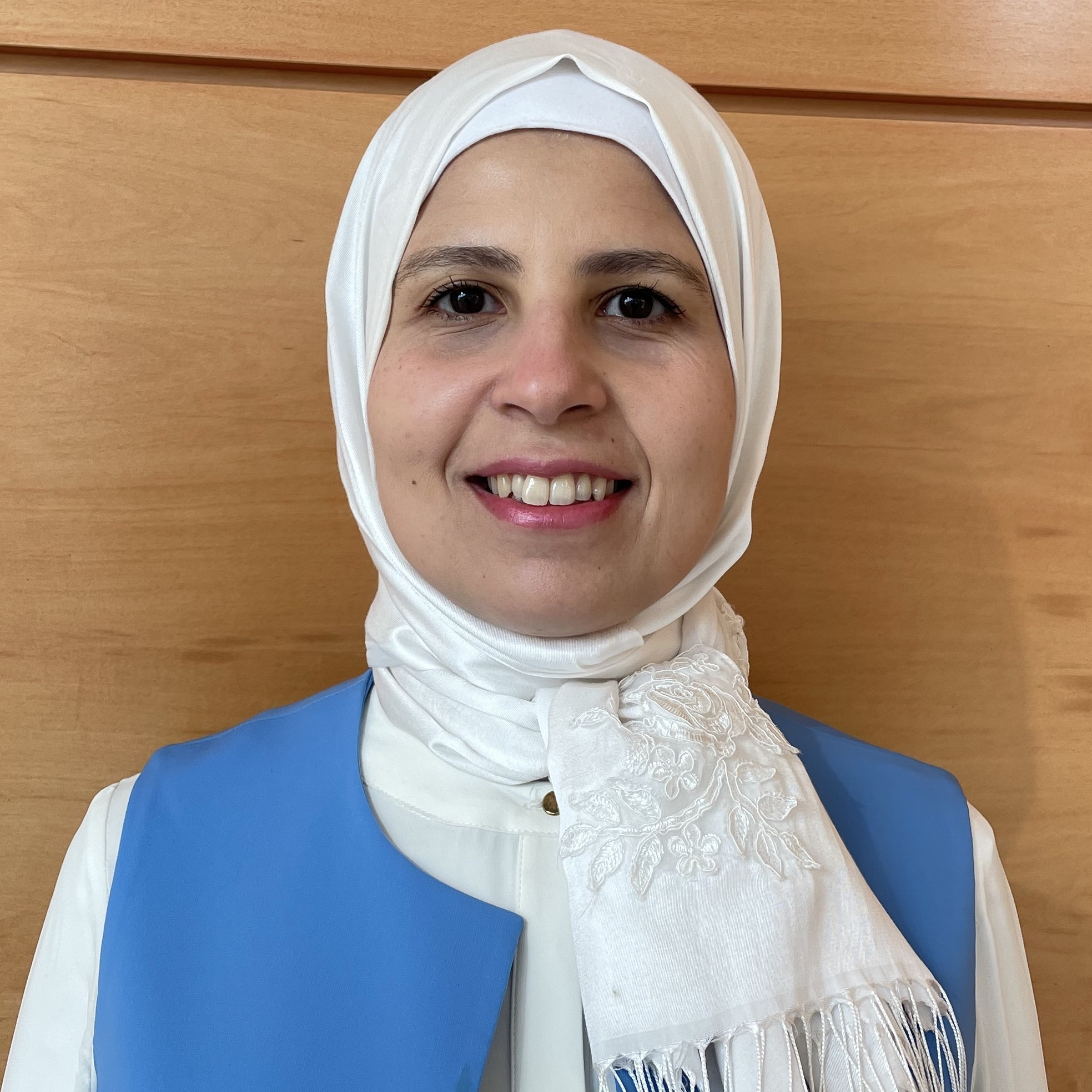 Headshot of Nagwan Soliman