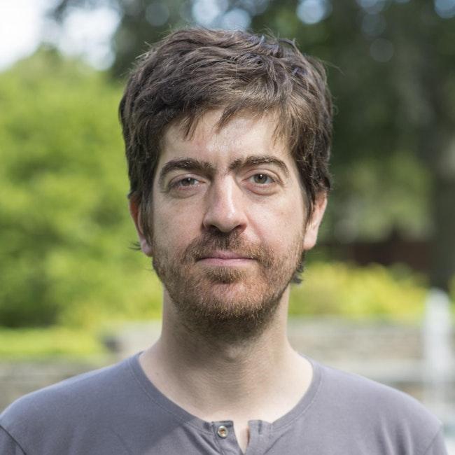 Headshot of Mauricio Pauly