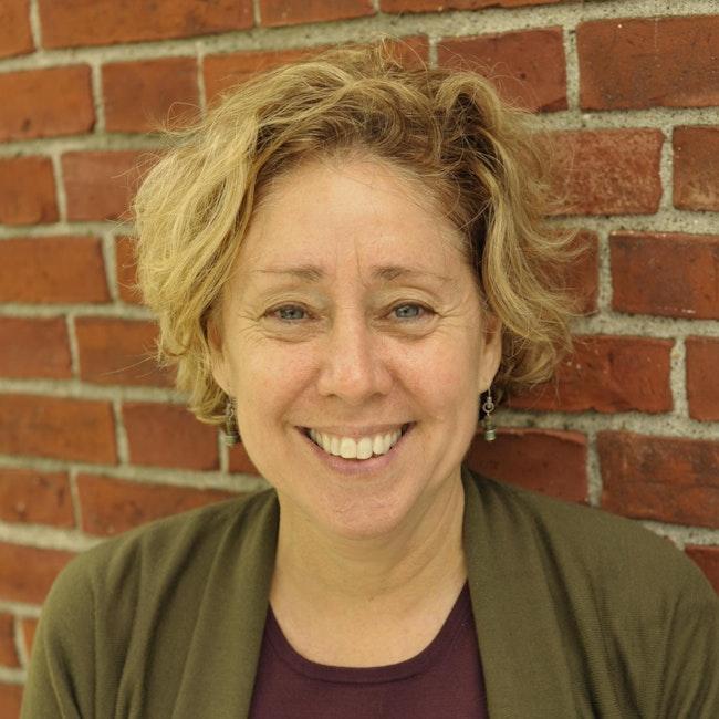 Headshot of Robin Fleming