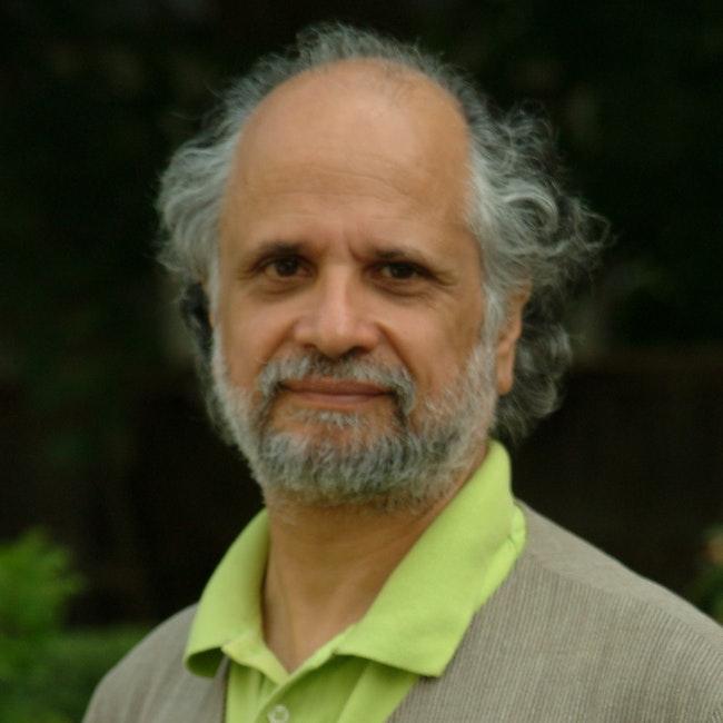 Headshot of Homi Bhabha