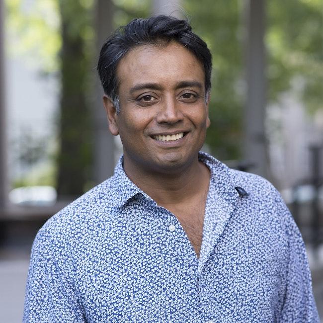 Headshot of Zia Haider Rahman