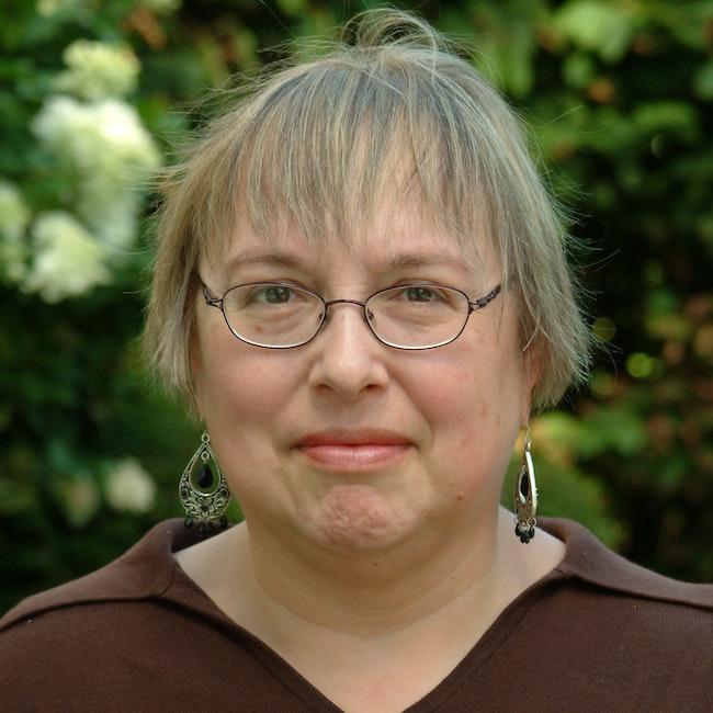 Headshot of Elizabeth Zimmer