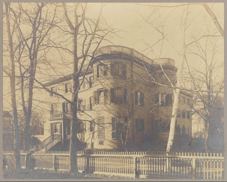 Exterior view of Fay House