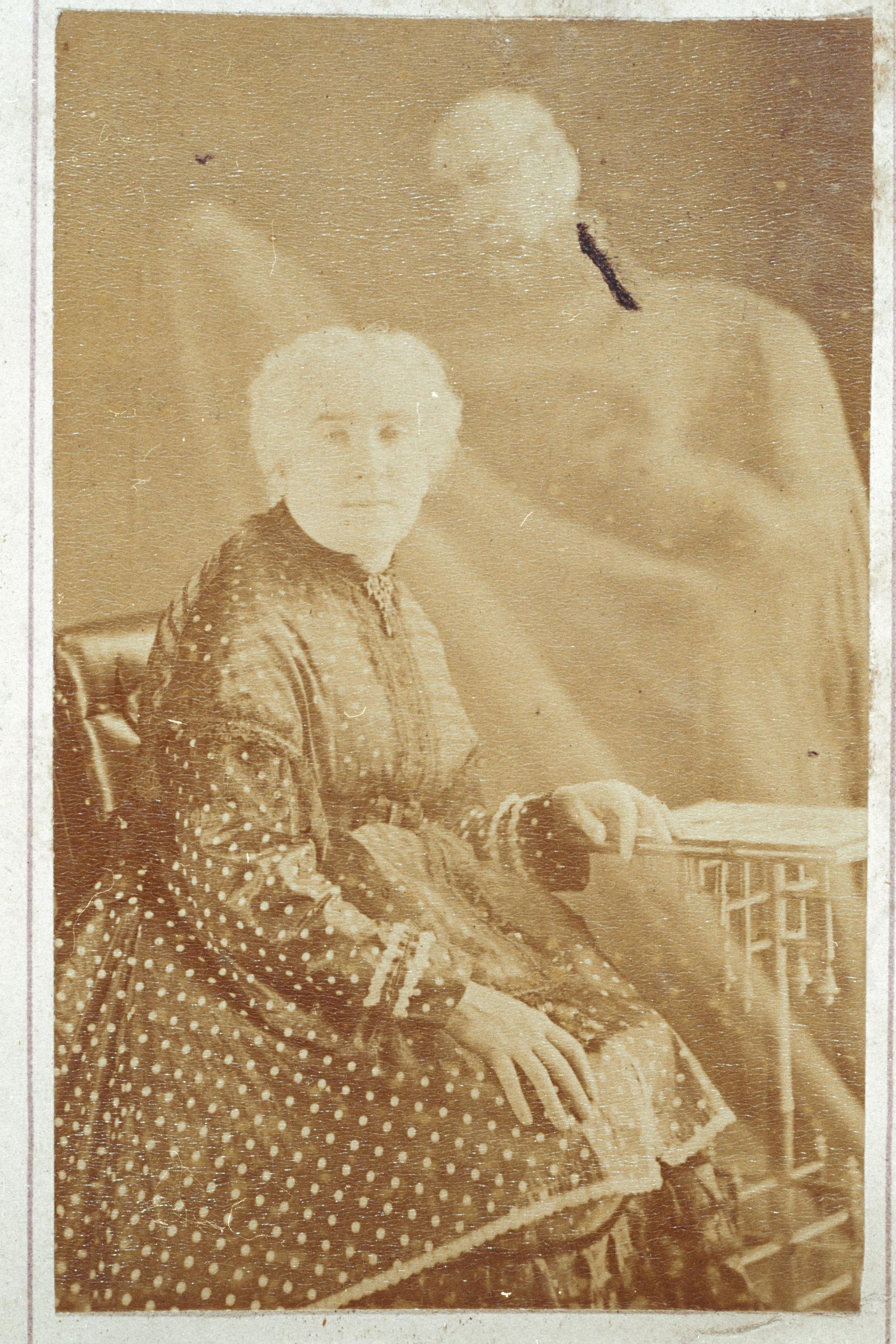 Portrait of Anna Blackwell