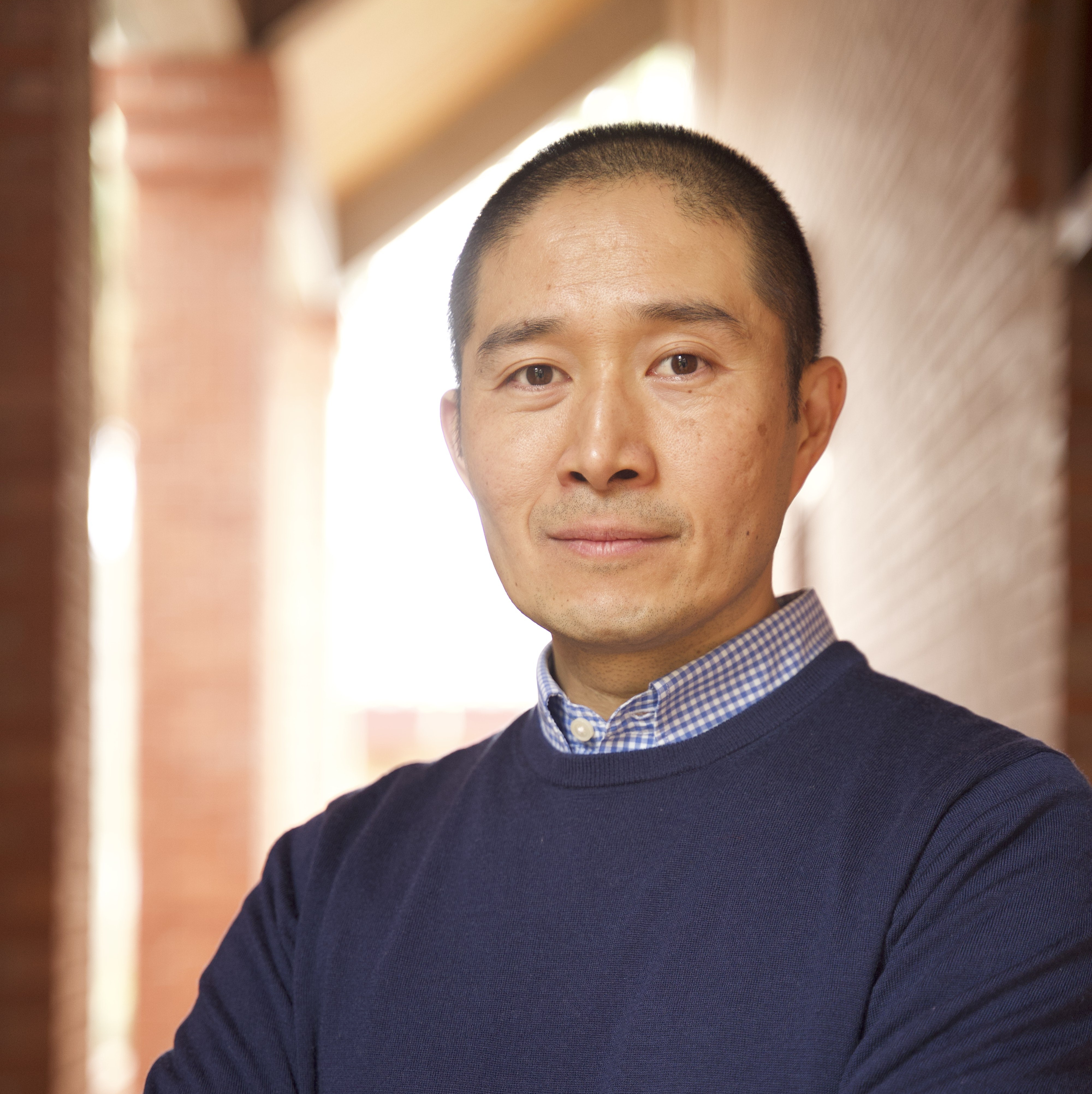Portrait of David Chang
