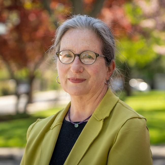 Portrait of Amy Farrell