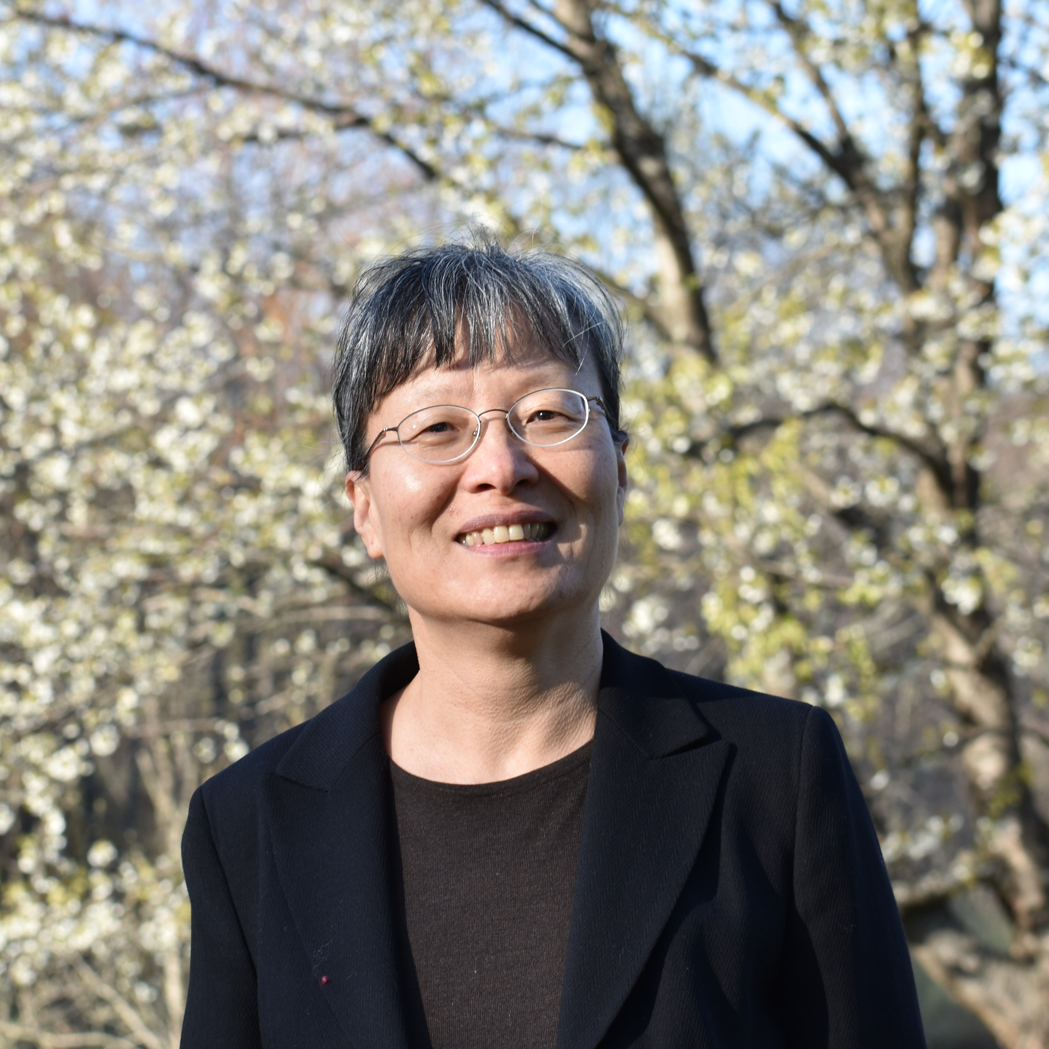 Portrait of Lixin Gao