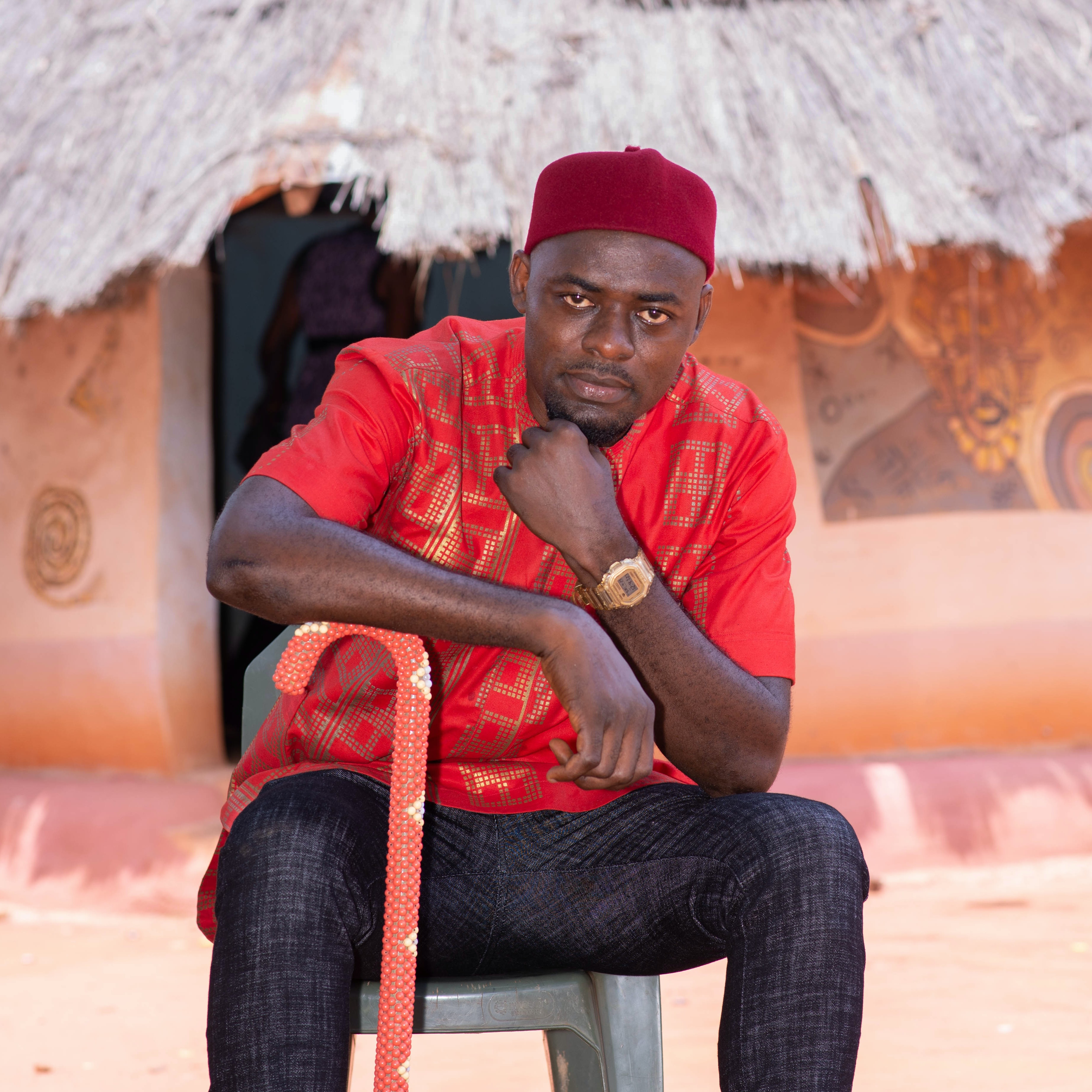 Portrait of Chidi Ugwu