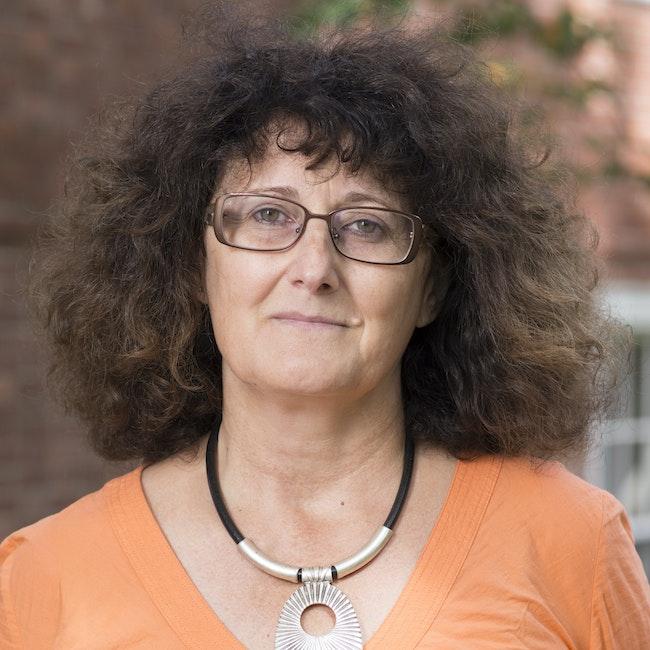 Headshot of Krassimira Daskalova