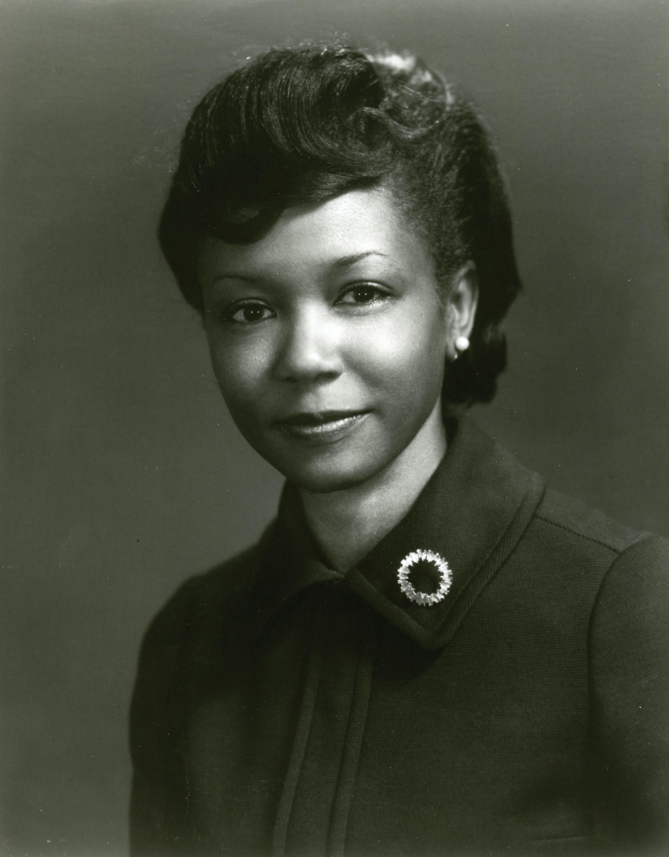 Portrait of Mildred Jefferson