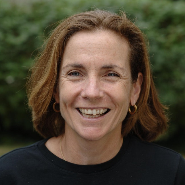 Headshot of Margaret Mcmillan