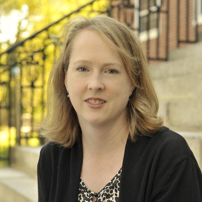 Headshot of Ann Pearson