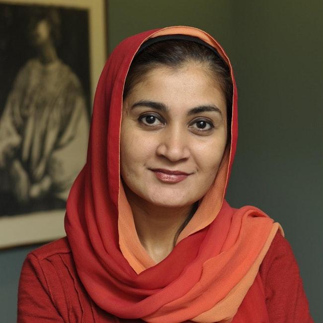 Headshot of Humaira Awais Shahid
