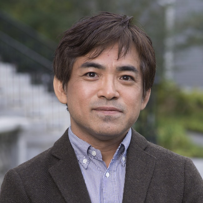 Headshot of Teru Miyake