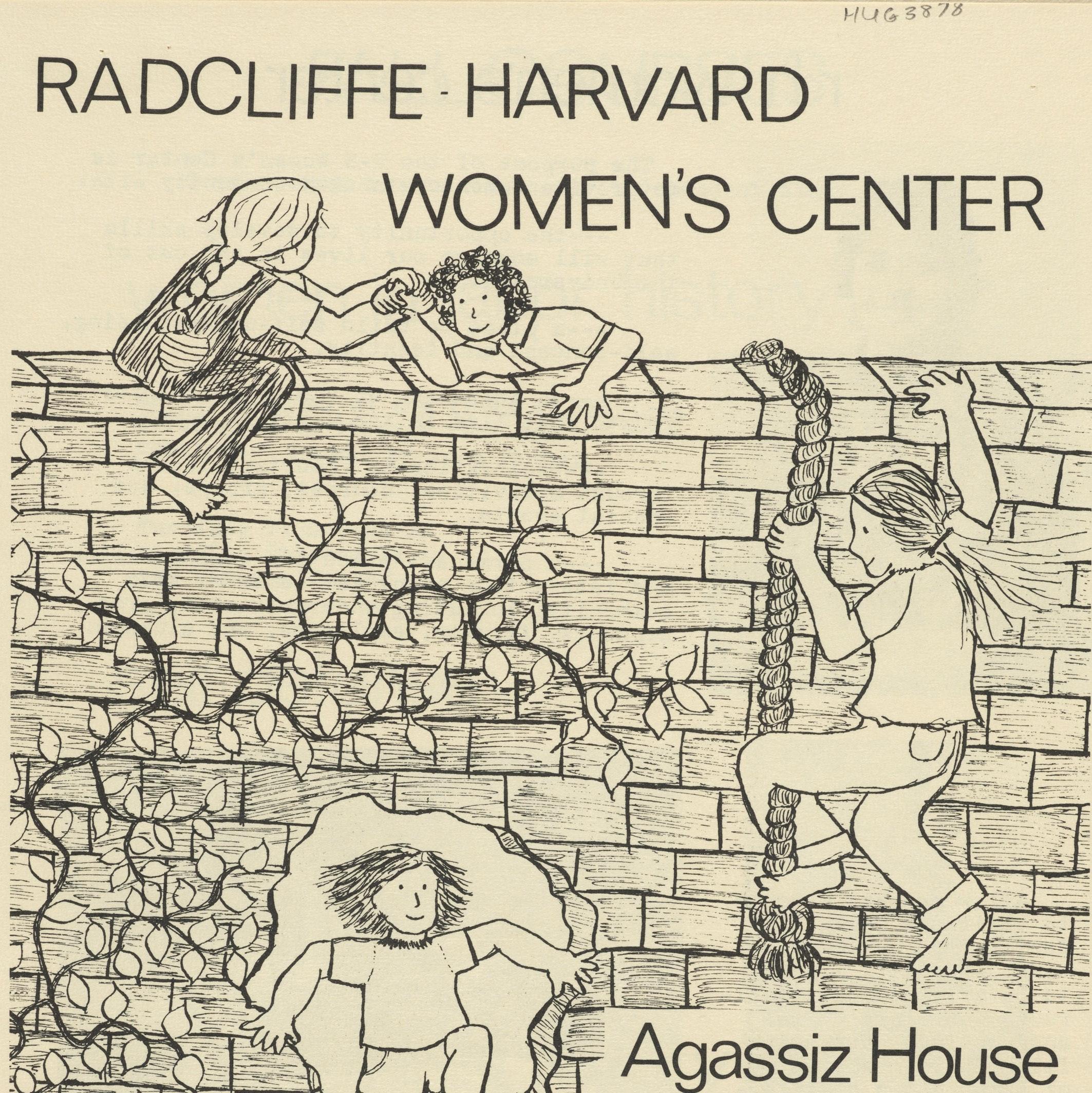 Radcliffe-Harvard Women's Center Newsletter