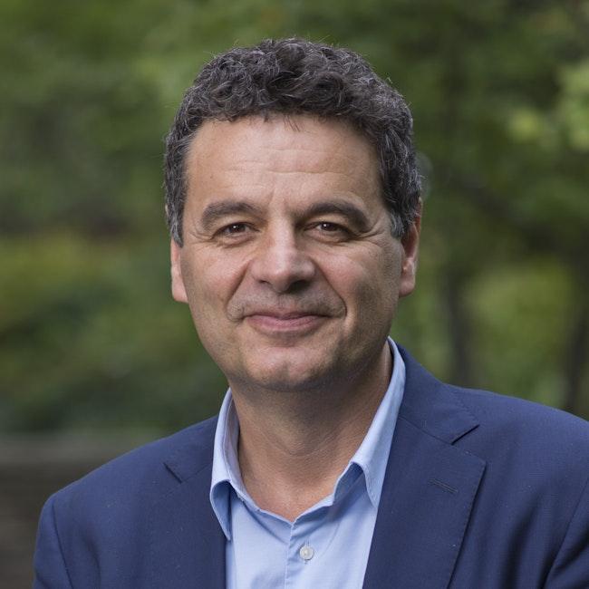 Headshot of Petros Koumoutsakos