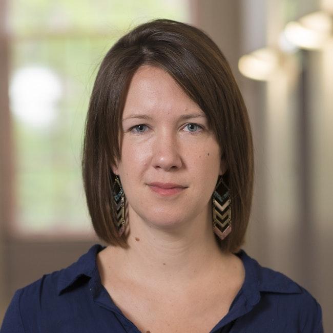 Headshot of Kelly Luce