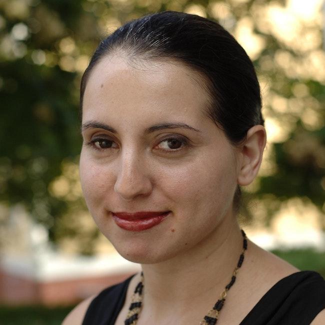 Headshot of Betty Shamieh