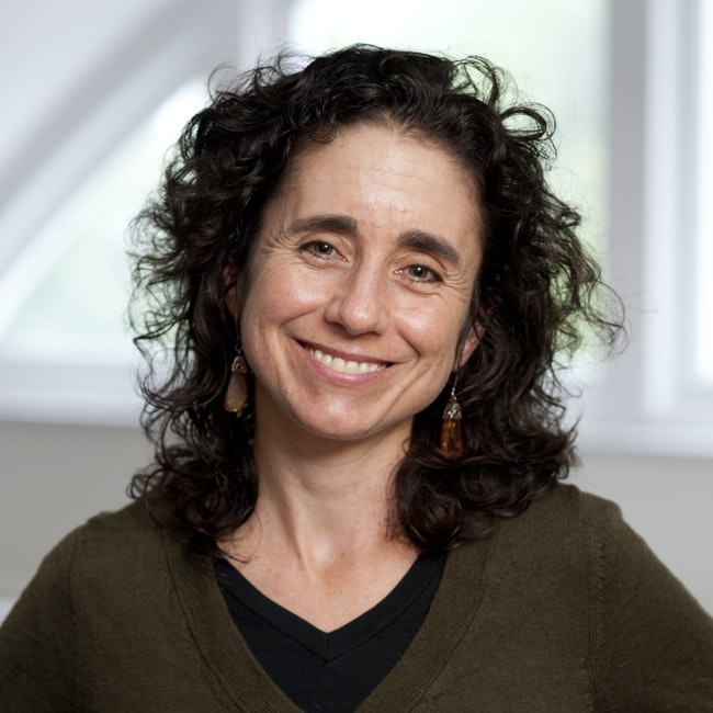 Headshot of Susanne Freidberg