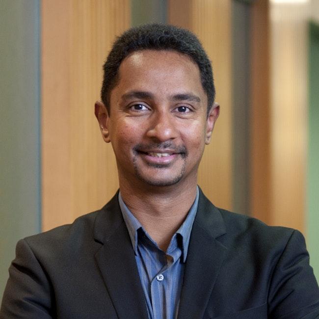 Headshot of Ray Jayawardhana