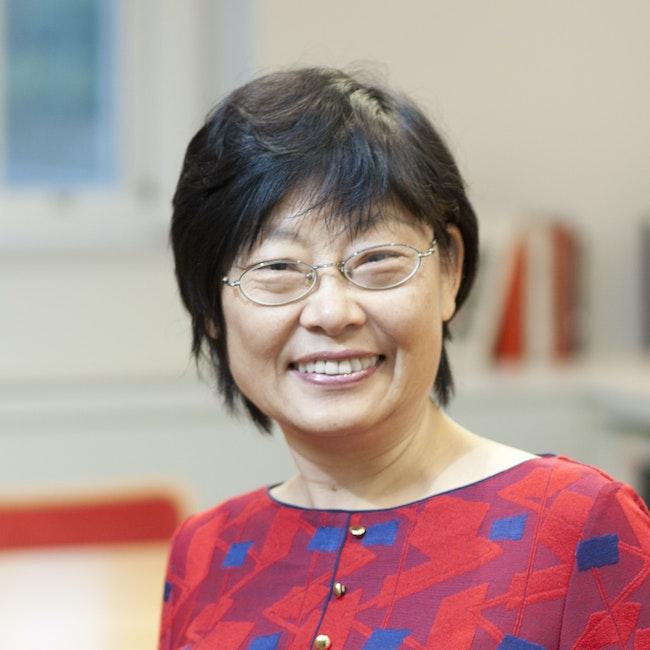 Headshot of Jin Jiang
