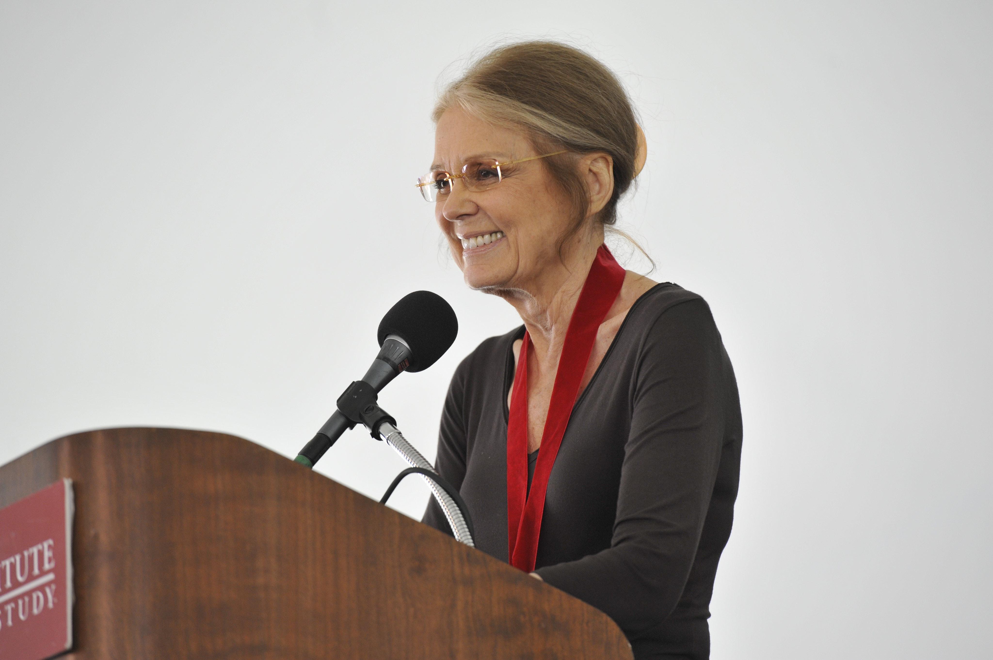 Dsc9474 Gloria Steinem Radcliffe Tr