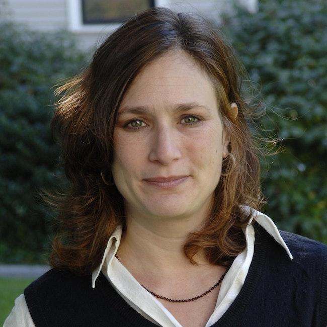 Headshot of Clea Waite