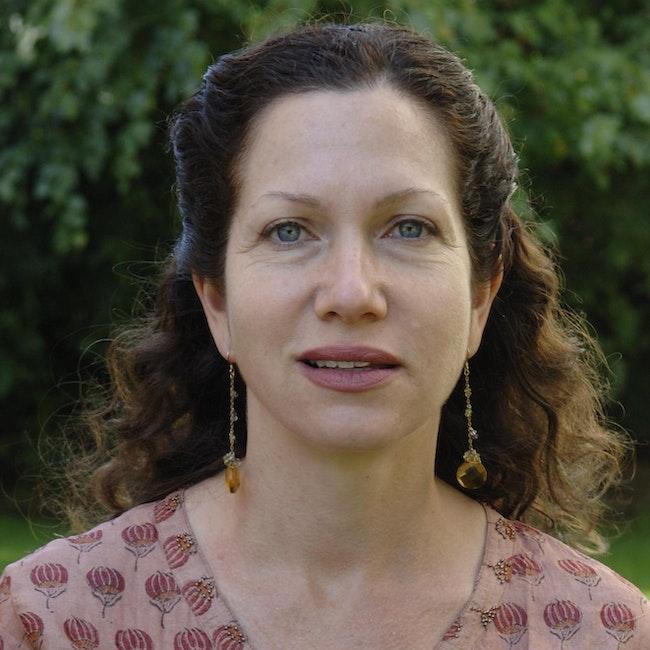Headshot of Amy Waldman