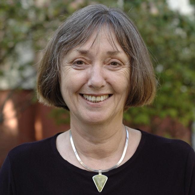 Headshot of Barbara Scholz