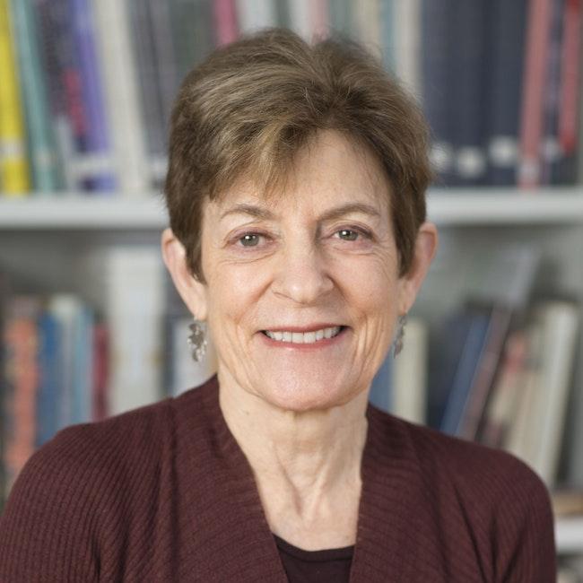 Headshot of Nancy F. Cott