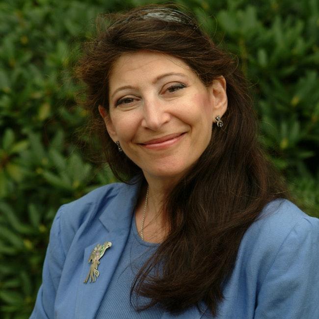 Headshot of Irene Pepperberg