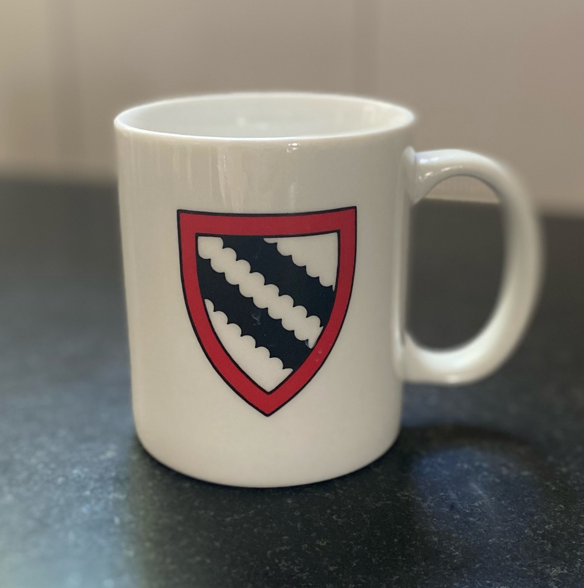 Old Radcliffe Shield Mug