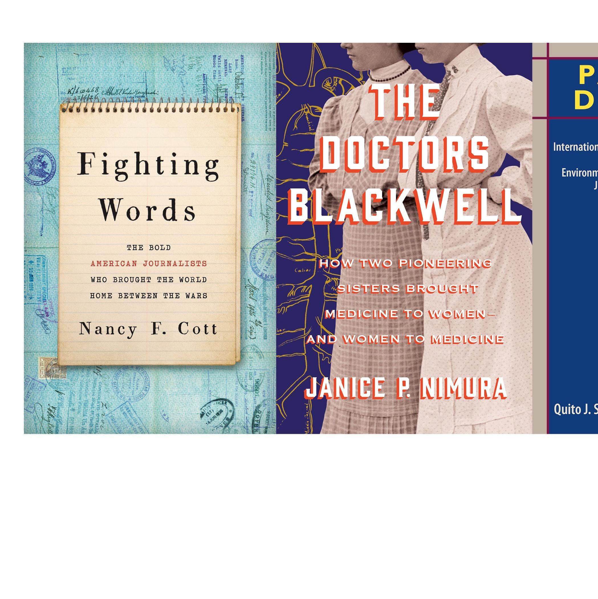 Book Covers Horizontal
