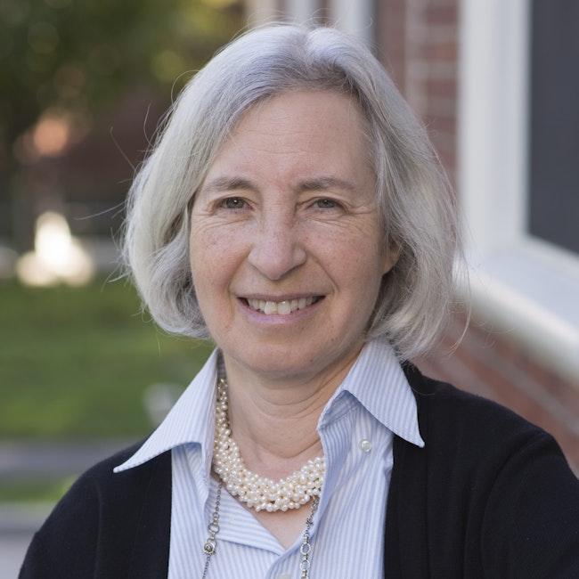 Headshot of Martha Minow