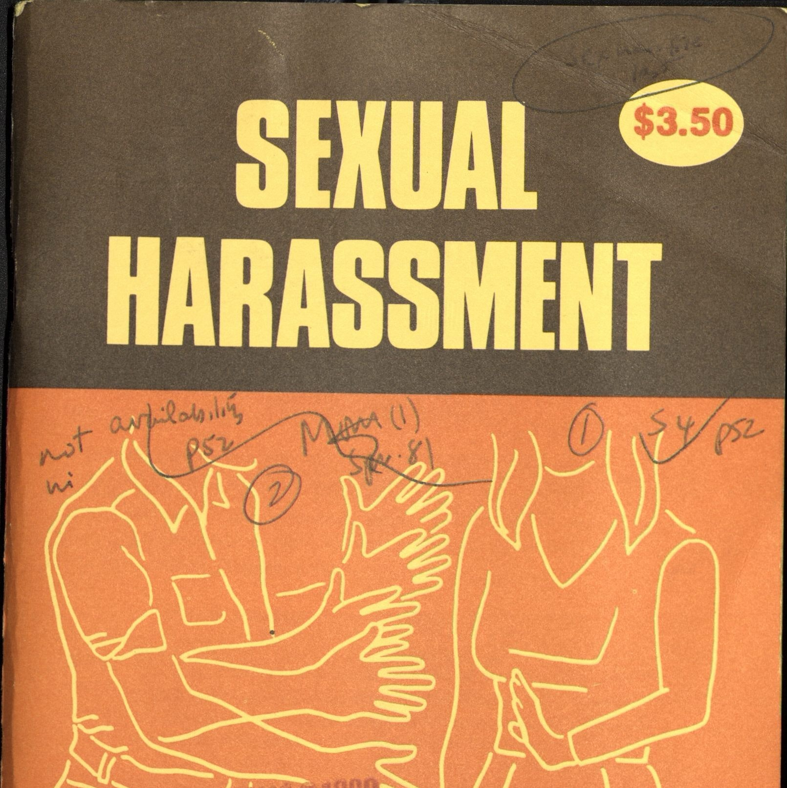 Book on sexual harassment