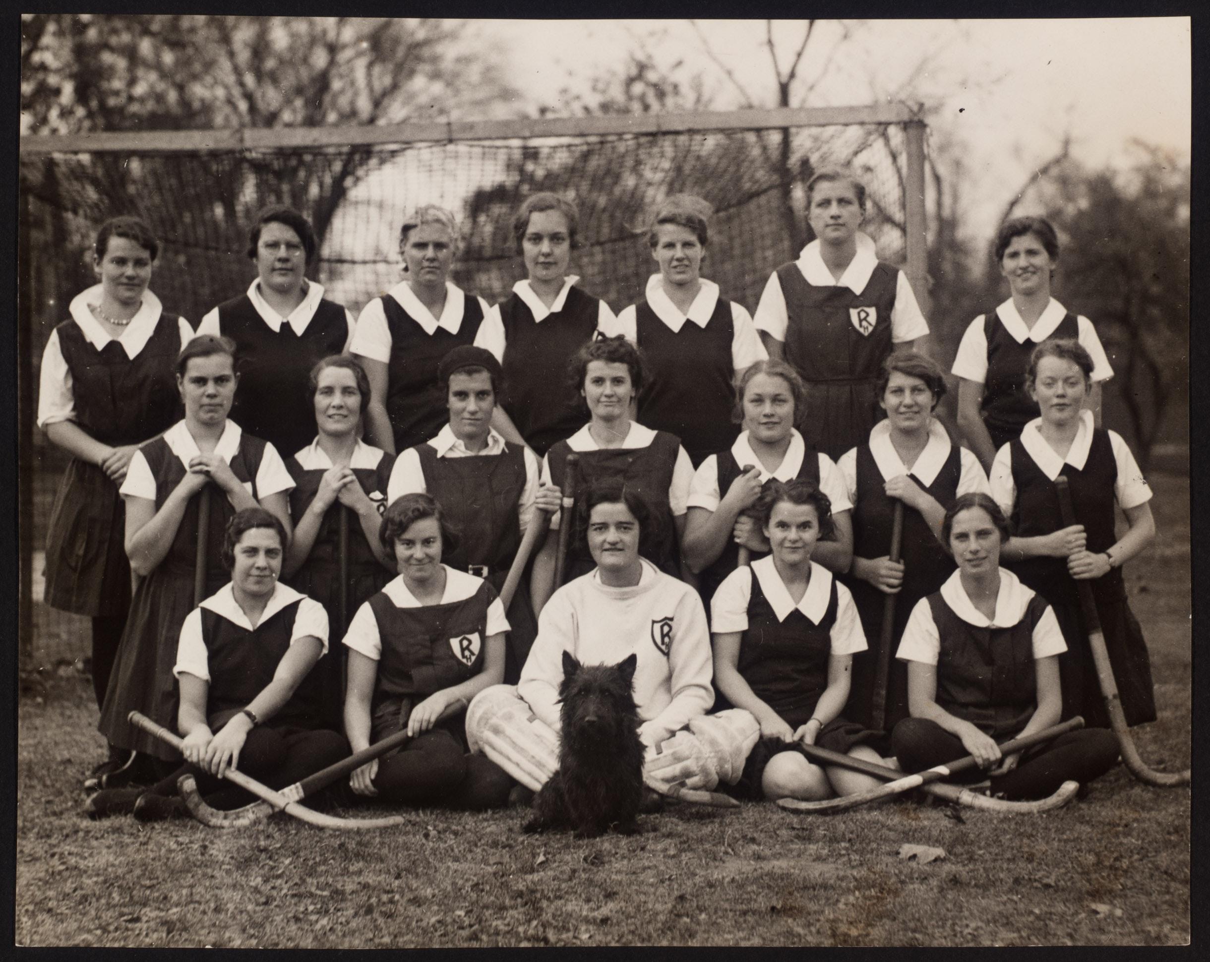 Radcliffe College Field Hockey Team