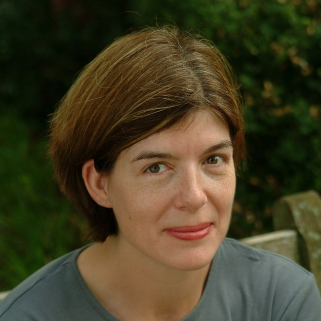 Headshot of Claire Messud