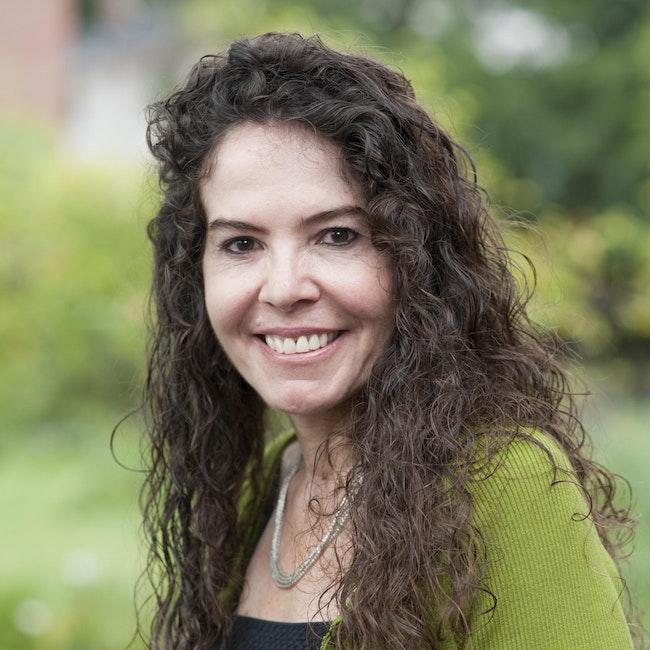 Headshot of Ana Mariella Bacigalupo