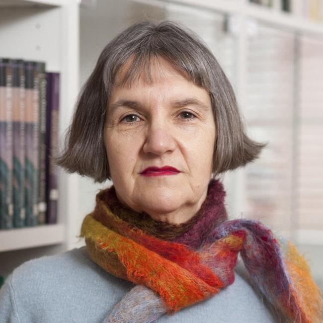 Headshot of Zoe Beloff