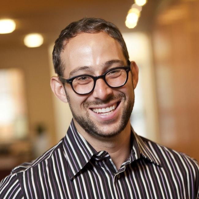 Headshot of I. Glenn Cohen