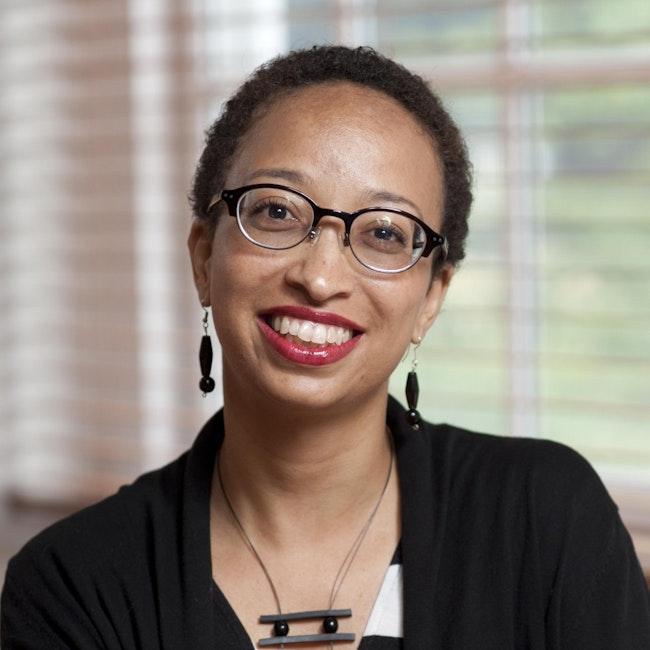 Headshot of Tsitsi Jaji