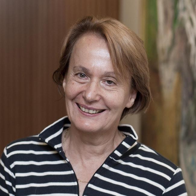 Headshot of Angelika Kratzer