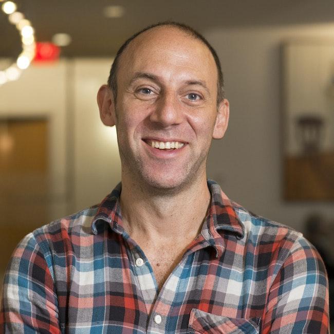 Headshot of David Levine