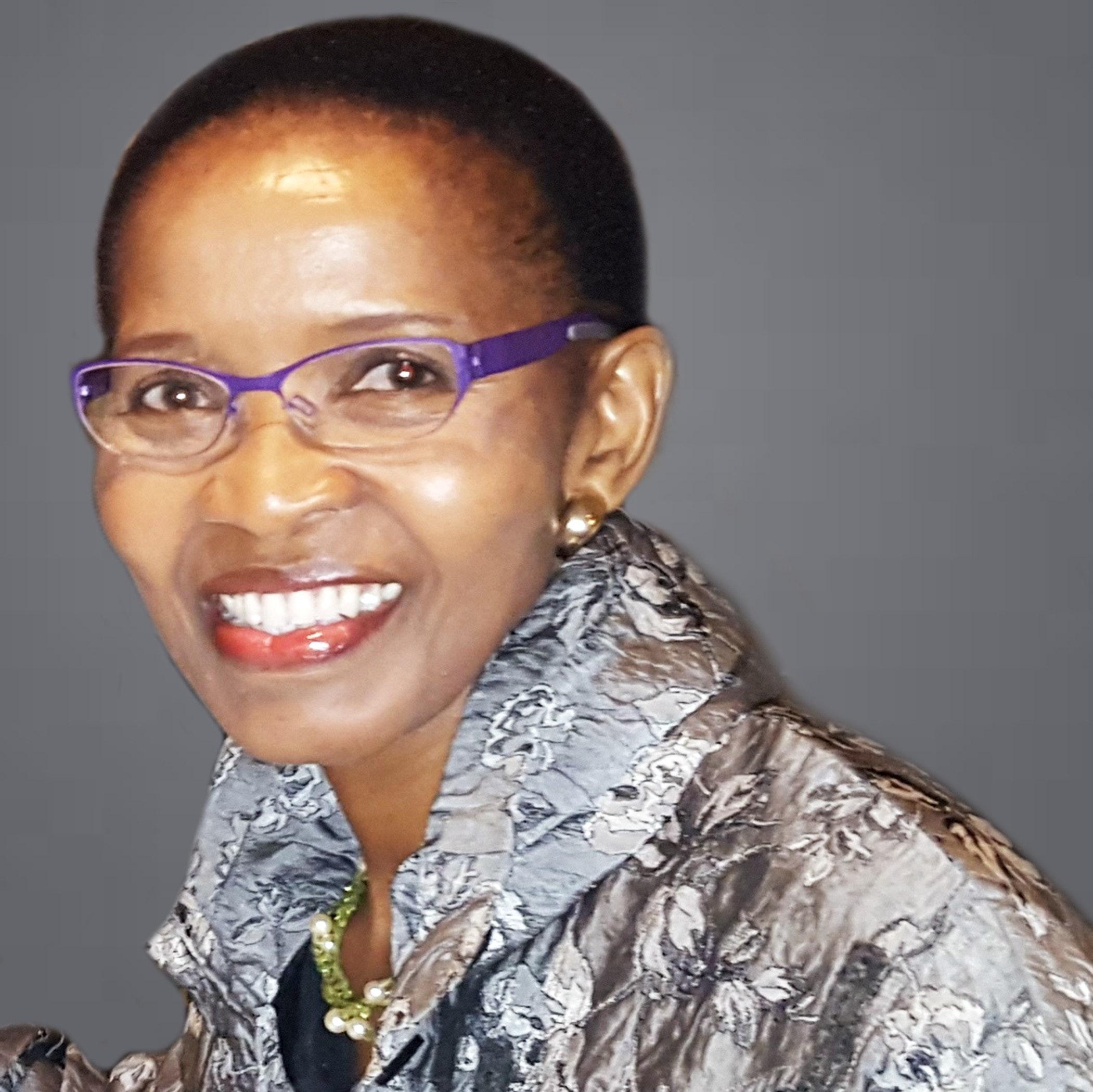 Headshot of Pumla Madikizela