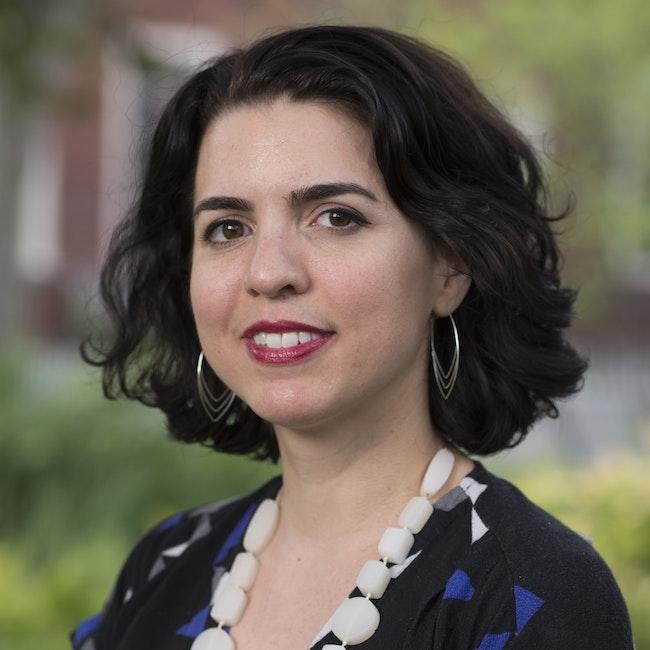 Headshot of Michelle Magalhaes