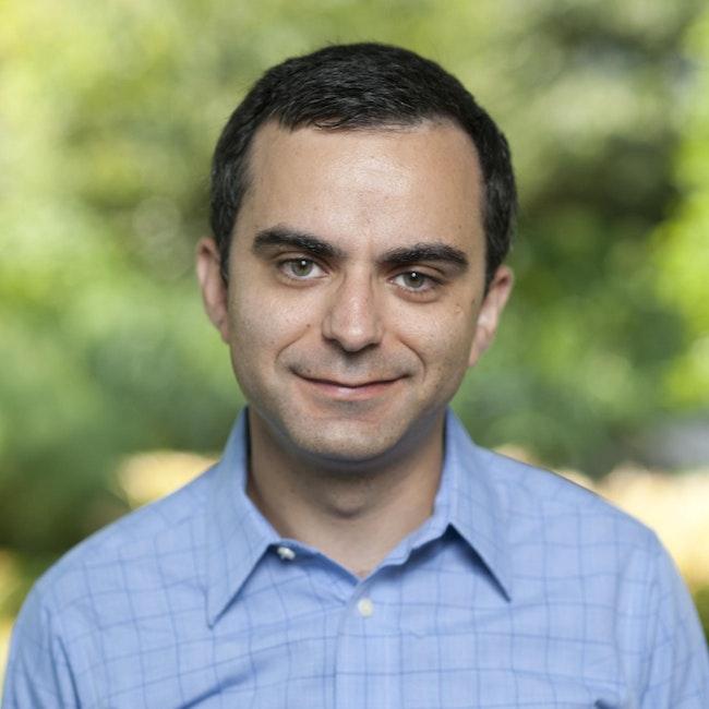 Headshot of Patricio A. Fernandez
