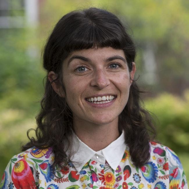 Headshot of Jodie Mack