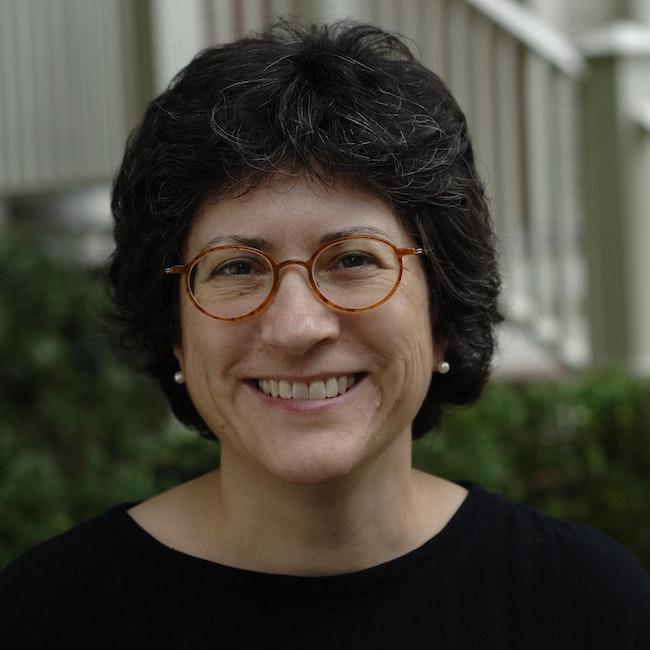 Headshot of Kathy Peiss