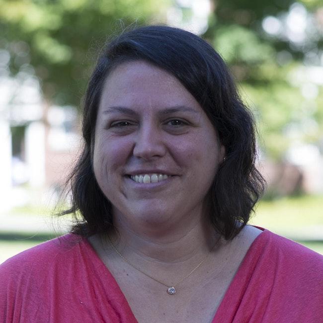 Headshot of Giovanna Micconi